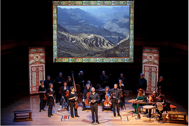 Performance of TafelMusik's Tale of Two Cities